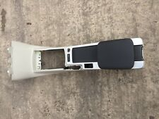 VOLVO S40 V50 C30 CENTRE CONSOLE WITH CUP HOLDERS AUX PORT   2007 - 2010 CREAM
