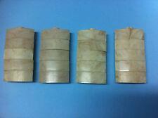 Exin Castillos Clásico -- Ladrillos Curvos de 1 punto