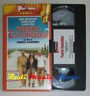 film VHS PUERTO ESCONDIDO D. Abatantuono CARTONATA PANORAMA (FP2 * ) no dvd
