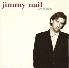 """JIMMY NAIL ain't no doubt/what can i say YZ 686 uk east west 1992 7"""" WS EX/EX"""