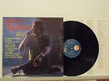 FABRIZIO DE ANDRE disco LP 33 giri VOL.3 stampa ITALIANA Orizzonte + Innersleeve