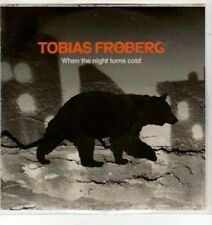 (BS991) Tobias Froberg, When The Night Turns Cold - DJ CD