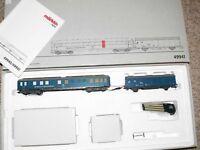 J2 Märklin  49941 Wagenset Video Bauwagen