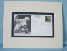 Green Bay Packers win the First Two Super Bowls & First Day Cover of their stamp