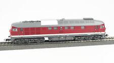"ROCO Spur H0 63431 Diesellok BR 132 201-5 ""Ludmilla"", DR, Ep. IV, DSS, OVP, AC"