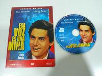Esa Voz es una Mina Antonio Molina Luis Lucia - DVD Region All Español