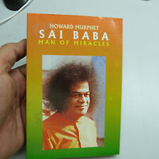 NICKEL STORE: SAI BABA: MAN OF MIRACLES by HOWARD MURPHET, SOFTCOVER (B29)