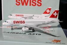 Swiss A319 (HB-IPT) 1:200, JFox MODELS