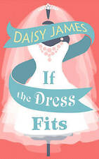 If The Dress Fits, Good Condition Book, James, Daisy, ISBN 9780263927344