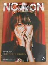 NC.A - Time to be a woman [OFFICIAL] POSTER K-POP *NEW*