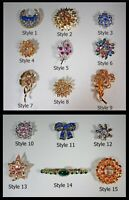 Beautiful Vintage Brooch - Different Designs to Choose