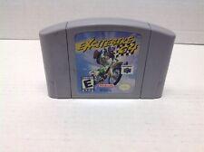 N64 (Nintendo 64) Excitebike Tested Working