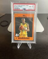 2007 Topps Kevin Durant #2 Basketball Card. Orange Invest! 🔥🔥🔥