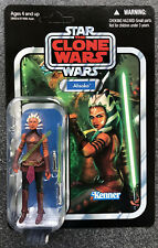 *** Ahsoka Tano VC102 Star Wars Vintage Collection (Clone Wars) Unpunched
