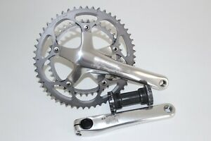 SHIMANO ULTEGRA CHAINSET / CRANK 172.5mm 10 SPEED DOUBLE ROAD RACE BIKE FC 6600