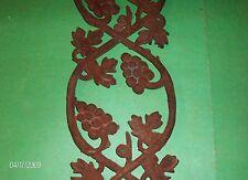 Cast Iron GRAPEVINE-Craft-Home Decor-Garden-Art-Wood