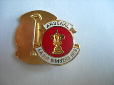 a6 ARSENAL FC cm.2,5 club spilla football calcio pins badge inghilterra england