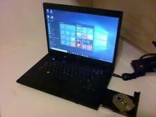 Dell Latitude E5500 core 2 duo P8600 2.40GHz 4GB RAM 160GB HDD WiFi WIN10/2007