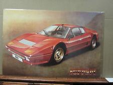 Vintage 1983 Ferrari poster man cave car garage  4569