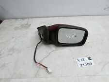 2000 2001 2002 2003 2004 VOLVO S40 Right Passenger SIDE VIEW MIRROR POWER RED oe