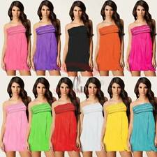 Sundress Summer/Beach Hand-wash Only Solid Dresses for Women