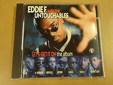 CD / EDDIE F. AND THE UNTOUCHABLES - LET'S GET IT ON