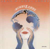 Rendez-Vous By Jean Michel Jarre (1986) Electronic Synth-Pop Ambient Music CD