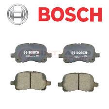 Fits 2009-2018 Toyota Corolla Brake Pad Set Front Bosch 88638FD 2014 2010 2011 2