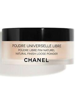 Chanel Poudre Universelle Libre Natural Finish Loose Powder Al Color NEW FORMULA