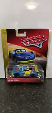 Disney Pixar Diecast Cars 3 2019 Richie Gunzit Gasprin 70 Next-Gen NEW AWAY 14/6