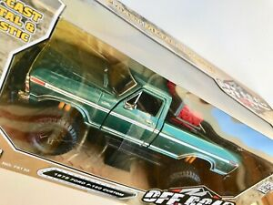 MotorMax Off Road 1:24 1979 Ford F-150 Custom 4x4 Lifted Truck