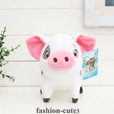 "New Moana Pet Pua pig Stuffed Soft plush doll Toy Figure Gift 20cm 7.9"""