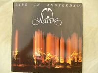 FLAIRCK double lp LIVE IN AMSTERDAM  NETHERLANDS ISSUE polydor demo? 2454 124