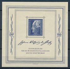 Ungeprüfte postfrische Briefmarken aus Deutschland (ab 1945) mit Kunst-Motiv
