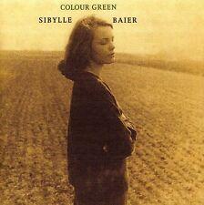 Sibylle Baier - Colour Green [New CD]