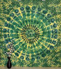 5Pc Wholesale Lot Mandala Tapestry Hippie Queen Wall Hanging Bedspread Blanket