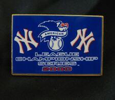 The New York Yankees 2000 American League Championship Series Pin NY NYY
