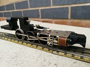 Hornby Dublo 2 rail rolling chassis with nickle silver wheels Nice Condition