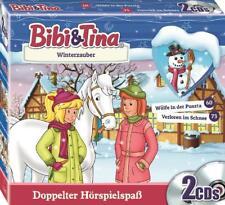 Bibi & Tina - 2er CD-Box - Winterzauber - Hörspiel - CD - *NEU*