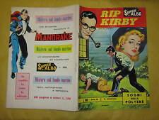 RIP KIRBY SUPPLEMENTO AL SUPER ALBO N°110 NOVEMBRE 1964 15° AVVENTURA