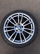 BMW Wheel & Tyre Style 403M Original BMW Alloy.F Series Pn 7845883