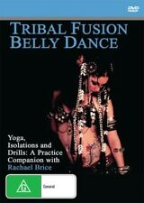 BELLYDANCE - TRIBAL FUSION  - RACHEL BRICE - NEW DVD