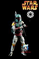 Movie Star Wars Boba Fett 1/6 Figure Vinyl Model Kit 11inch