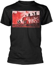 KILLING JOKE First Album Debut T-SHIRT OFFICIAL MERCHANDISE