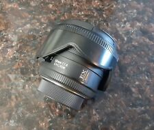 Sigma EX 50mm f/1.4 HSM DG EX Lens For Nikon