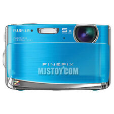 "NIB Fujifilm Finepix Z70-Blue Digital Camera 12MP 5x Optical Zoom Z-70 2.7"" LCD"