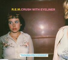 R.E.M. - CRUSH WITH EYELINER   *CD SINGLE*   INC. LIVE TRACKS