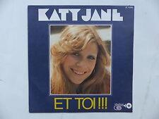 KATY JANE Et toi !!! AT 112003