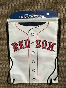 MLB Boston Red Sox Mookie Betts Jersey Drawstring Backpack Brand New