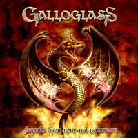 Galloglass - Legends From Now And Nevermore CD 2003 Power Metal